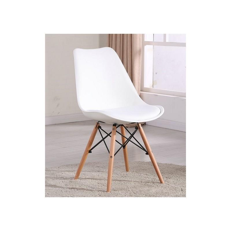 Silla dsw con cojin - Cojin para silla ...